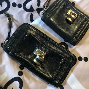 🔥Combo Authentic small/long CHLOE wallets